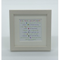 Christening – Mini Print