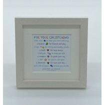 Christening Boy – Mini Print