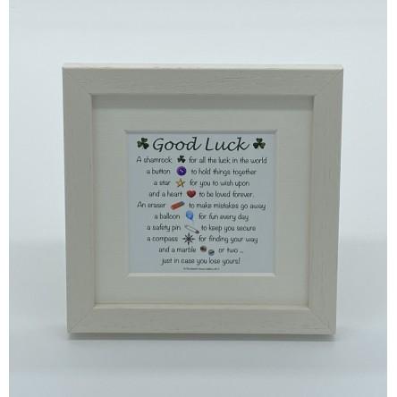 Good Luck – Mini Print