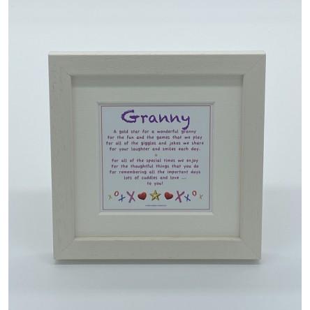 Granny – Mini Print