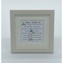 New School – Mini Print