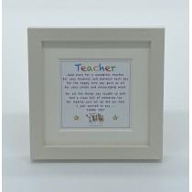 Teacher – Mini Print
