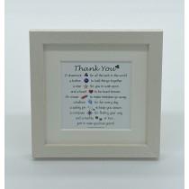 Thank You – Mini Print
