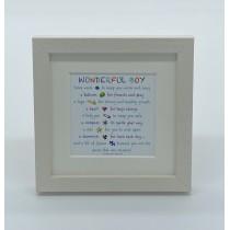 Wonderful Boy – Mini Print