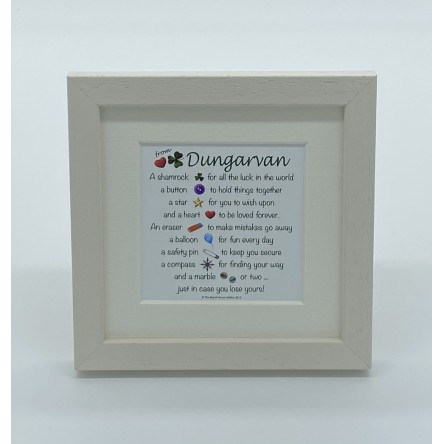 Good Wishes from Dungarvan – Mini Print