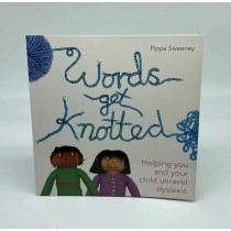 Words Get Knotted - Softback