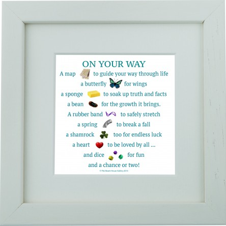 On Your Way – Mini Print