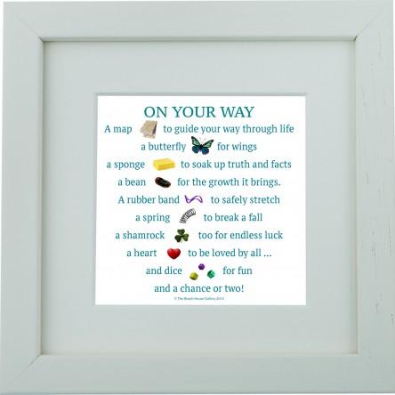 On Your Way – Mini Print