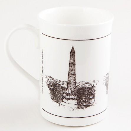 Mug - Round Tower, Ardmore, Co. Waterford, Ireland